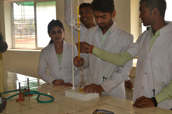Lab at Royal College of Pharmacy